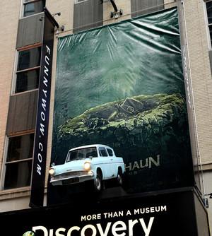Leprechaun Returns on Billboard