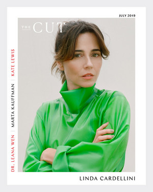 Linda Cardellini - The Cut Cover - 2019