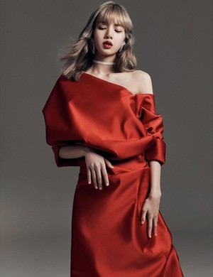 Lisa Harper's BAZAAR Thailand May 2019 Issue