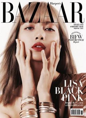 Lisa Harper's BAZAAR Thailand May 2019 Issue