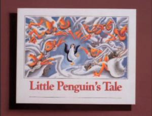 Little Penguin's Tale titlecard