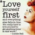 Lucille Ball Quote  - i-love-lucy photo