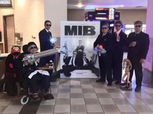 MIB Hawaii Division at MIB International premiere