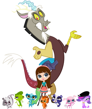 MLP Fanart Discord and Blythe and the Pets