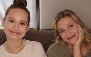 Madelaine Petsch and Lili Reinhart