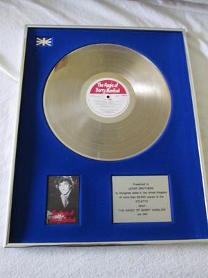 Magic Of Barry Manilow Platinum Revird