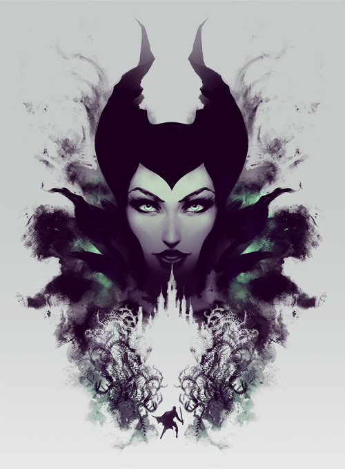 Maleficent Disney Fan Art 42825975 Fanpop