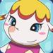 Margie - animal-crossing icon