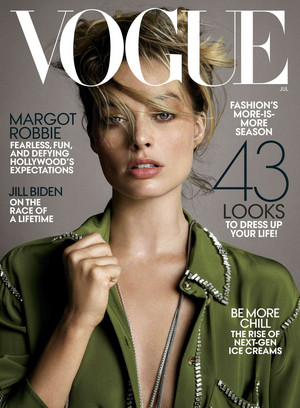 Margot Robbie - Vogue Cover - 2019