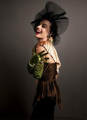 Margot Robbie - Vogue Photoshoot - 2019