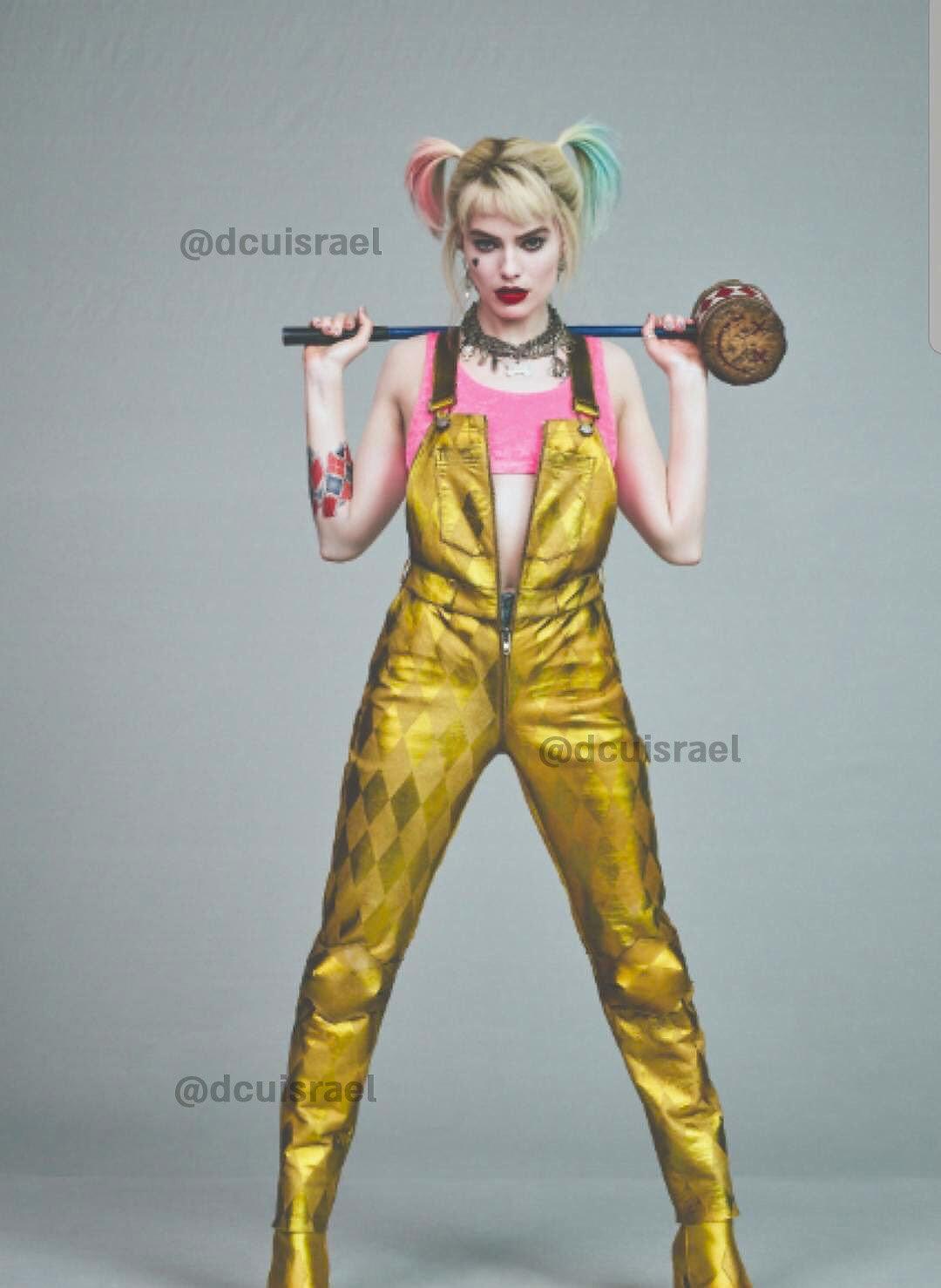 Margot Robbie As Harley Quinn In Birds Of Prey Dceu Dc Extended Universe Fotografia 42881639 Fanpop Page 4