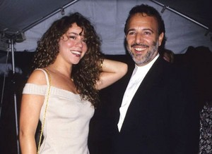 Mariah Carey And First Husband, Tommy Mottola