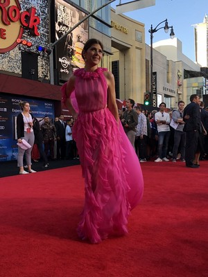 Marisa Tomei -Spider-Man: Far From Home Premiere (June 26, 2019)