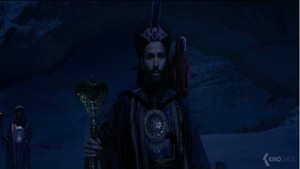 Marwan Kenzari as Jafar
