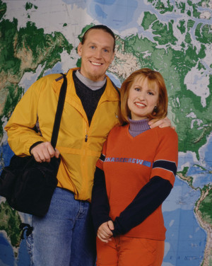 Matt and Ana Robar (The Amazing Race 1)