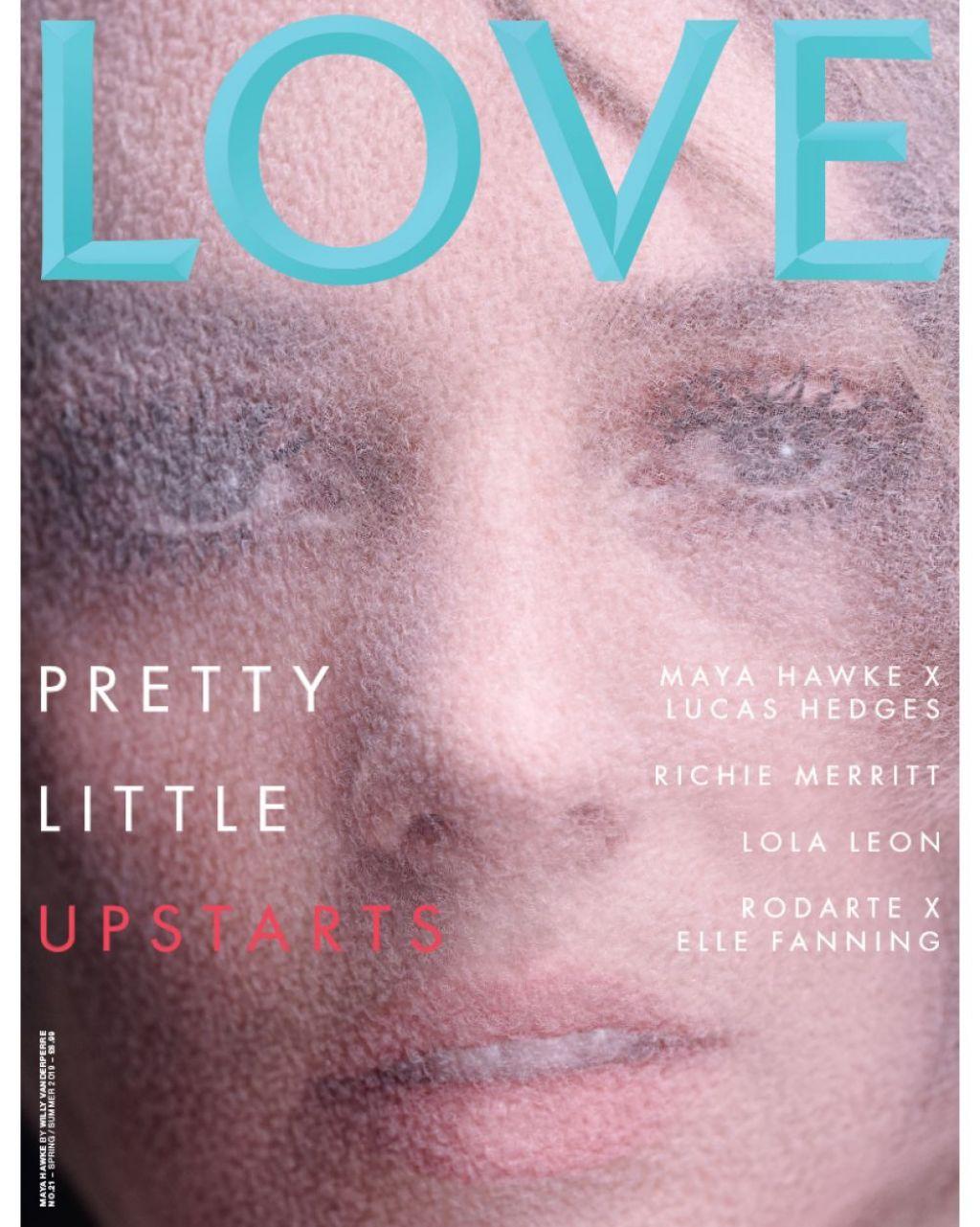 Maya Hawke ~ Love Magazine