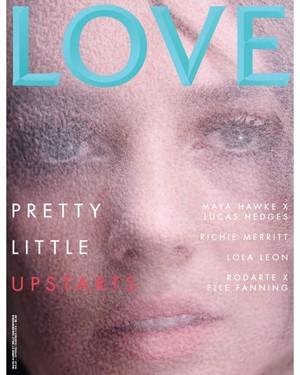 Maya Hawke ~ Любовь Magazine