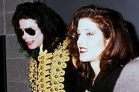 Michaeal And Lisa Marie