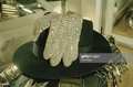 "Michael""s Trademark Hat And Glove - michael-jackson photo"