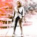 Michonne - the-walking-dead icon