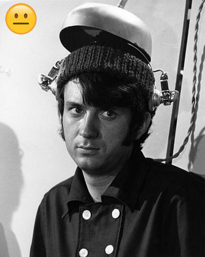 Mike Nesmith ✌️😐