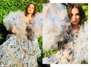 Millie Bobby Brown - Glamour UK Photoshoot - 2019
