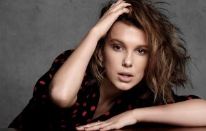 Millie Bobby Brown - Harper's Bazaar Photoshoot - 2019