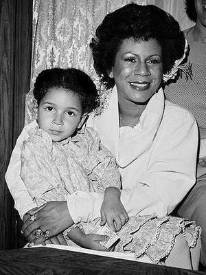 Minnie Ripperton And Daughter, Maya Rudolph