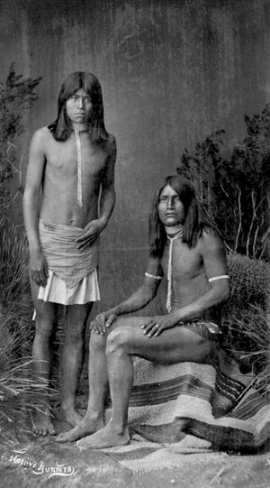 Mohave Runners (Mohave) - Randall - 1880s