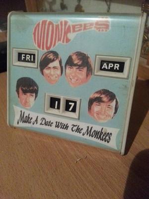 Monkees Calendar
