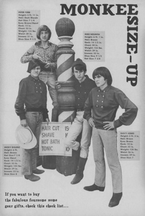 Monkees ad