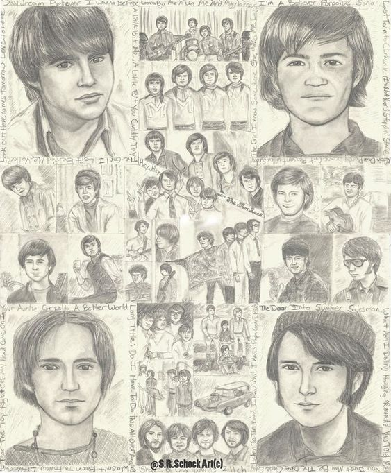 Monkees Sketches