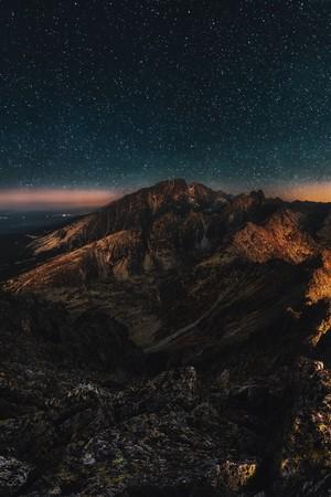 Mountain Stars