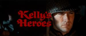 Movie 제목 screen shot for Kelly's 히어로즈 (1970)