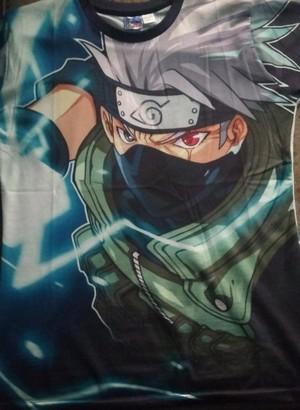 Naruto Kakashi Hatake T-Shirt