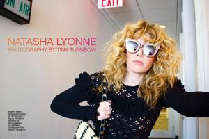 Natasha Lyonne - Untitled Magazine Photoshoot - 2016