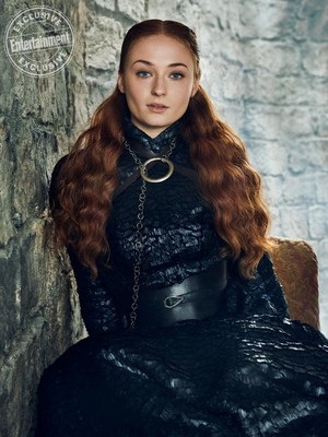 New behind-the-scenes season 8 фото from EW's post-finale 'GoT' issue