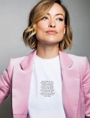 Olivia Wilde ~ IO Donna ~ June 2019