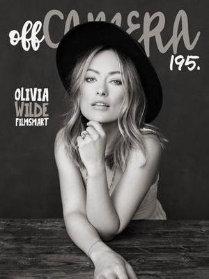 Olivia Wilde ~ Off Camera ~ June 2019
