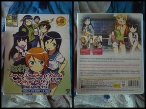 Oreimo Ore no Imouto ga Konna ni Kawaii Wake ga Nai Complete DVD Box Set.