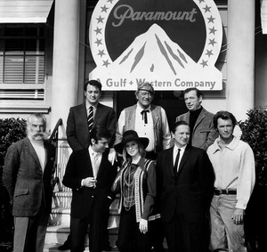 Paramount publicity shoot (Autumn 1968) while True Grit and Paint Your Wagon were filming