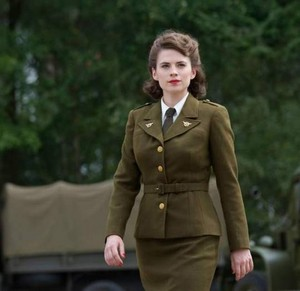 Peggy Carter ~Captain America: The First Avenger (2011)