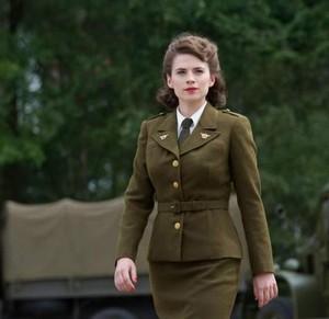 Peggy Carter ~Captain America: The First Avenger (2011)