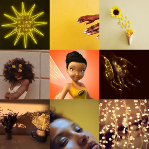 Pixie Moodboards