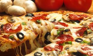 pizza, bánh pizza