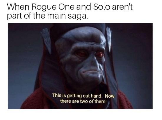 Prequel Memes Rogue One