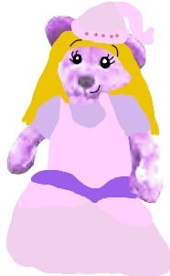 Princess tình yêu Angelica: Daughter of Lola Loud