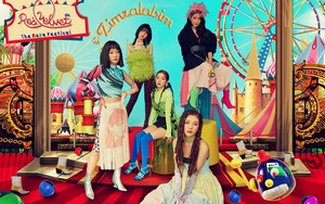 RED VELVET ZIMZALABIM #WALLPAPER