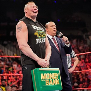 Raw 5/27/19 ~ Brock Lesnar Mr. Money in the Bank