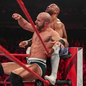 Raw 5/27/19 ~ Ricochet vs Cesaro